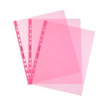 Buste a foratura universale Favorit Art 22x30 cm liscio rosa 2061002013 (conf.25)