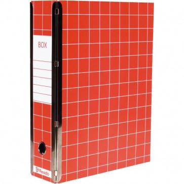 Scatola con cerniera Box 4 Resisto 28x35x8,5 cm 9 cm- grigio RESX401.GR