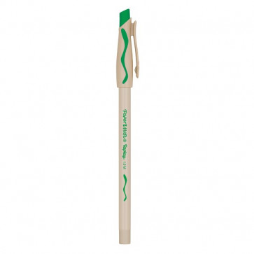 Penna a sfera cancellabile Replay Papermate verde 1 mm S0183000/1
