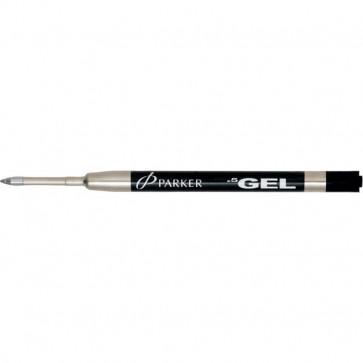 Refill Internazionale Quink sfera gel Parker Pen nero 0,7 mm S0169120