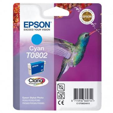 Originale Epson C13T08024011 Cartuccia inkjet blister RS CLARIA ciano