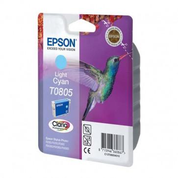 Originale Epson C13T08054011 Cartuccia inkjet blister RS CLARIA ciano chiaro