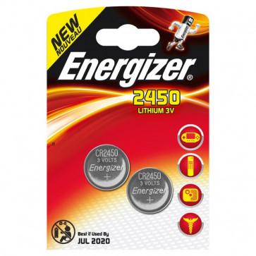 Pile Energizer Specialistiche - CR2450 - litio -  638179 (conf.2)