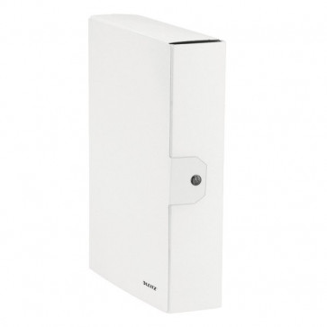 Cartella a scatola WoW Leitz 8 cm Bianco perlato 39670001