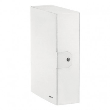 Cartella a scatola WoW Leitz 10 cm Bianco perlato 39680001