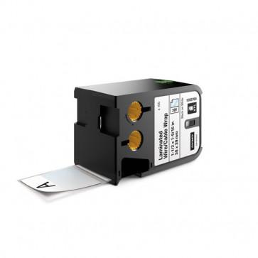 etichette XTL 38x39 mm Dymo - nero/bianco - 1868708