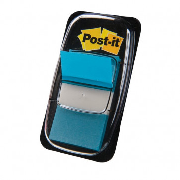 Post-it® Index 680 blu vivace 680-23