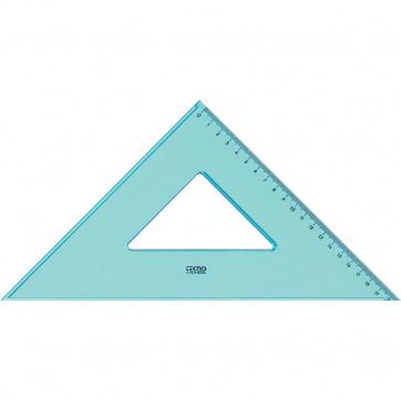 Linea Tecnoschool Arda Squadra 45° 45° 35 cm 40135SS