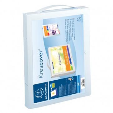 Cartella personalizzabile con maniglia Krea Cover® Exacompta 5925E