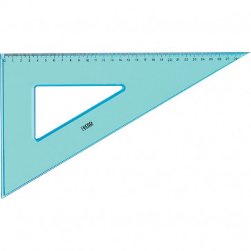 Linea Tecnoschool Arda Squadra 60° 60° 35 cm 40235SS