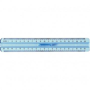 Linea Uni Arda Doppiodecimetro 20 cm 283SS