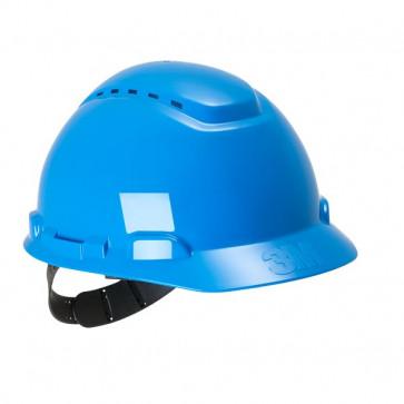 Elmetto H-700C 3M - Con cricchetto - azzurro - 85356