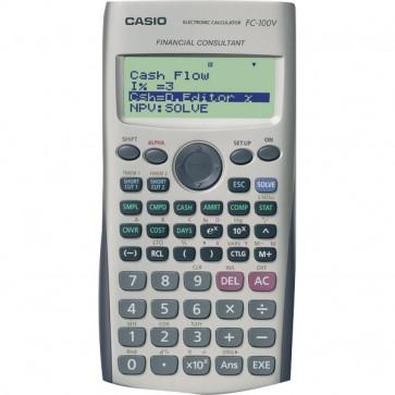 Calcolatrice finanziaria FC-100V Casio FC-100V