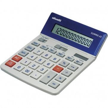 Calcolatrice da tavolo Summa 60 Olivetti B9320 000
