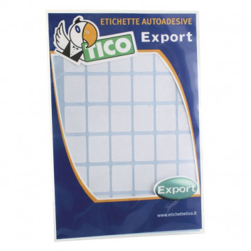 Etichette Export Tico 27x18 mm 30 et/ff E-2718 (conf.10)