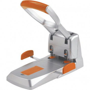 Perforatore Supreme HDC 150 Rapid 2 fori grigio/arancione 23000600
