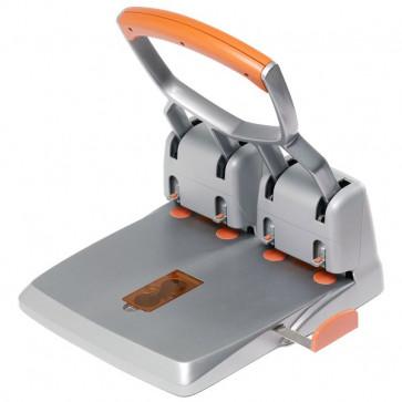 Perforatore Supreme HDC 150 Rapid 4 fori grigio/arancione 23223100