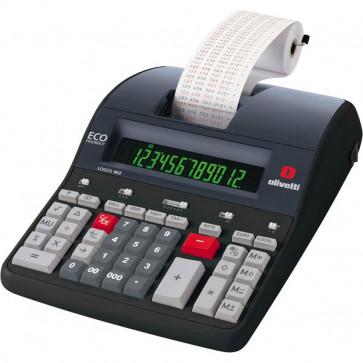 Calcolatrice scrivente Logos 902 Olivetti B5895 000