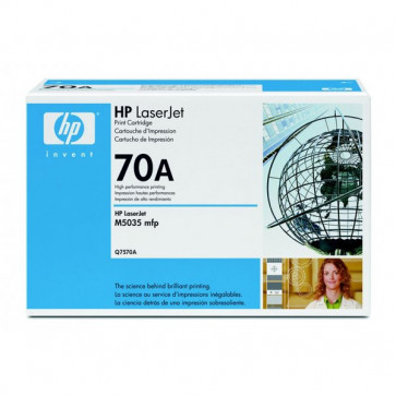Originale HP Q7570A Toner nero