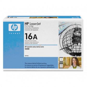 Originale HP Q7516A Toner 16A nero
