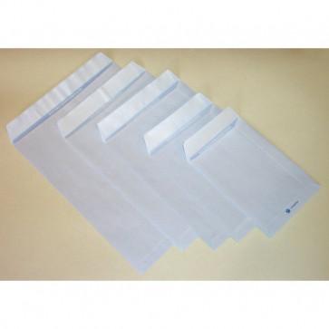 Buste a sacco con strip Pigna bianco 16x23 cm 80 g/mq strip 0654555 (conf.20)