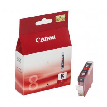 Originale Canon 0626B001 Serbatoio inchiostro CLI-8R rosso