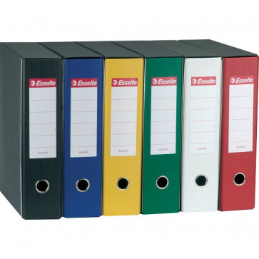 Registratori Eurofile Esselte commerciale 8 cm 23x30 cm turchese 390753800