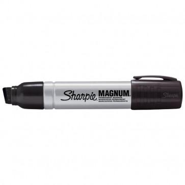 Marcatori permanenti Sharpie Metal Barrel large punta scalpello nero 14,8 mm S0949850