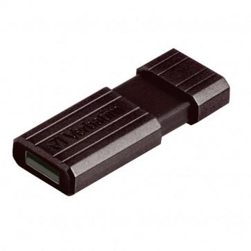 Chiavette USB Store 'n' Go Pinstripe Verbatim 8 GB USB 2.0 flash drive nero 49062