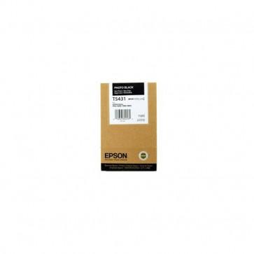 Originale Epson C13T543100 Cartuccia inkjet ink pigmentato ULTRACHROME T5431 nero fotografico
