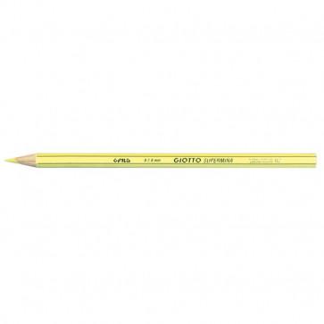 Pastelli Supermina Giotto giallo limone 2390 02 (conf. 12)