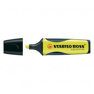 Evidenziatore Stabilo Boss Executive giallo 2-5 mm 73/14 (conf.10)