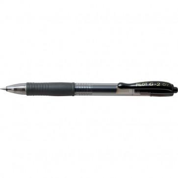 Penna a sfera a scatto G-2 Pilot nero 0,7 mm 001520