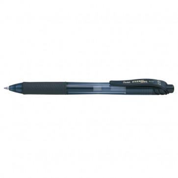 Roller Energel X Pentel nero 0,7 mm BL107-AX