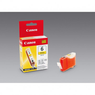 Originale Canon 4708A002 Serbatoio inchiostro BCI-6Y giallo