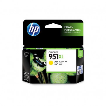 Originale HP CN048AE Cartuccia inkjet 951XL giallo