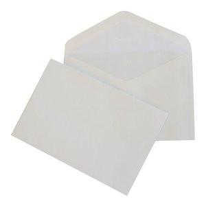 Buste Pigna. - tg. a punta - s/ finestra - gommata - 9x14cm - 115 gr/mq. - 0744065 (conf.500)