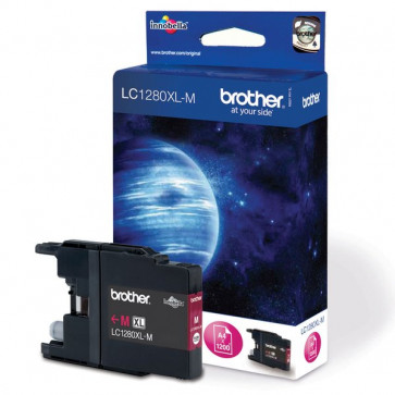 Originale Brother LC-1280XL-M Cartuccia inkjet alta capacità magenta