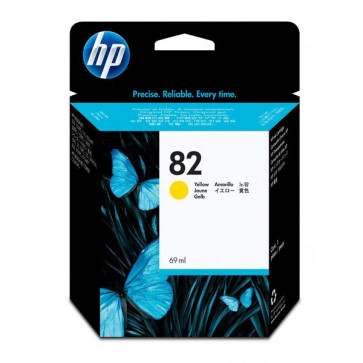 Originale HP C4913A Cartuccia inkjet 82 giallo