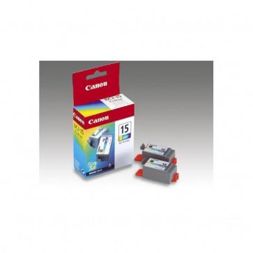 Originale Canon 8191A002 Conf. 2 serbatoi inchiostro BCI-15 C ciano+magenta+giallo