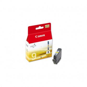 Originale Canon 1037B001 Serbatoio inchiostro Lucia (Pigmentato) PGI-9Y giallo