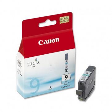 Originale Canon 1038B001 Serbatoio inchiostro Lucia (Pigmentato) PGI-9PC ciano foto