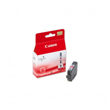 Originale Canon 1040B001 Serbatoio inchiostro Lucia (Pigmentato) PGI-9R rosso