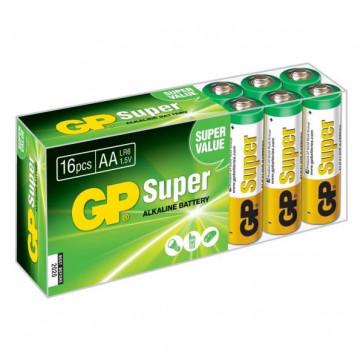 GP BATTERY GP 15A 2B16 LR6/AA