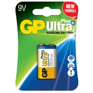 GP BATTERY GP 1604AUP-C1 9V 6LF2/9V