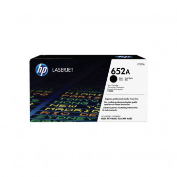 Originale HP CF320A Toner 652A nero