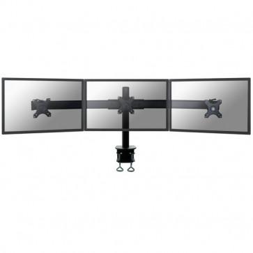 """Supporto da scrivania 3 monitor LCD/LED/TFT fino a 27"""" Newstar - FPMA-D700D3"""