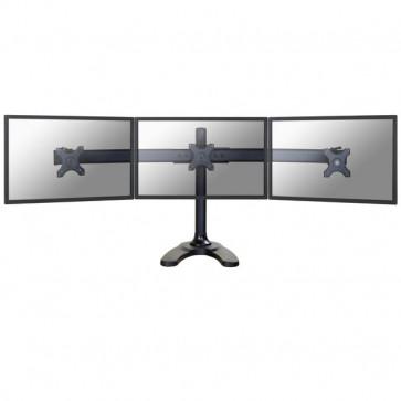 """Supporto da scrivania 3 monitor LCD/LED/TFT fino a 27"""" Newstar - FPMA-D700DD3"""