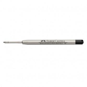 Refill di ricambio in metallo universale Faber Castell - 1 mm - nero - 148740