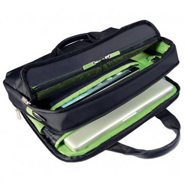"""Borsa portacomputer Smart Traveller Leitz - 7,5x27x37 cm - 13,3"""" - 60390095"""